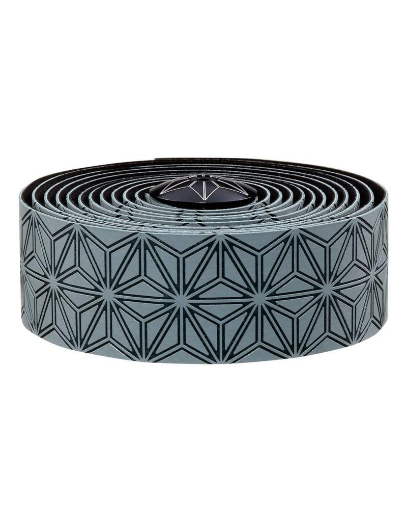 Supacaz Super Sticky Kush Bar Tape Gunmetal