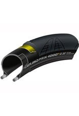 Continental Continental GP 4000 S II 700 Folding Road Tyre Black
