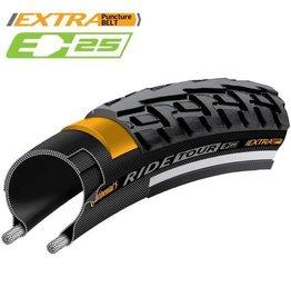 Continental Continental 37-622 RIDE Tour wired reflex black Tyre 700x35