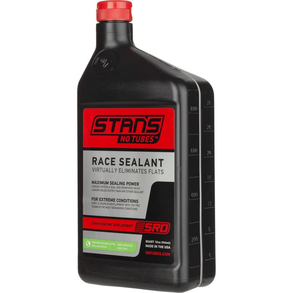 STAN'S NOTUBES Stans No Tubes Tire Race Sealant 32oz (946ml) Bottle
