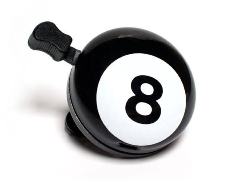 Nutcase 8 Ball Bell