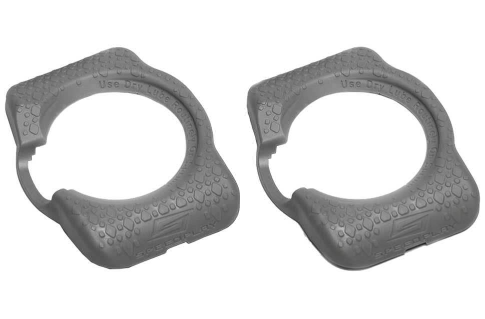 SPEEDPLAY Walkable Cleat Covers Ultra Light Action Grey #P