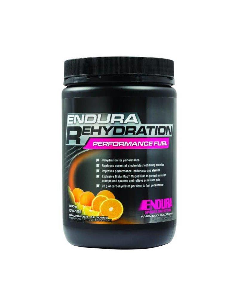 Endura ENDURA Rehydration 800 grams - ORANGE