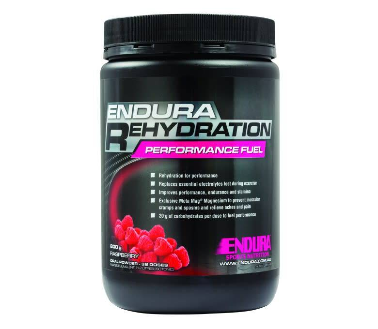 Endura ENDURA Rehydration 800 grams - RASPBERRY