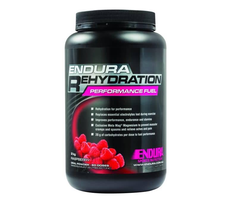 Endura ENDURA rehydration performance raspberry 2kg