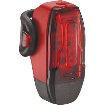 Lezyne KTV Drive USB LED 10lm Rear Light Black
