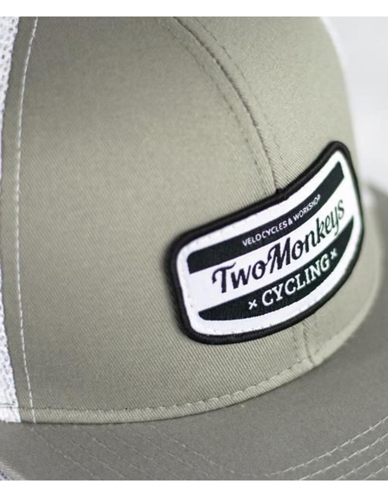 Two Monkeys Petrol Trucker Cap