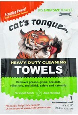 CATS TONGUE 1 Towel
