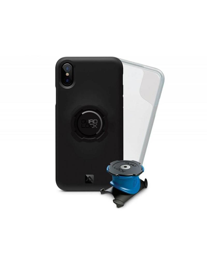 QUAD LOCK Iphone X Kit