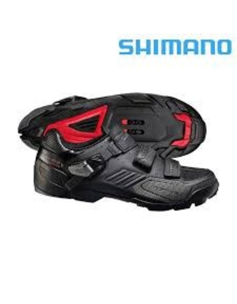 SHIMANO SHIMANO Shoe SH-M163L SPD MTB 38 Black