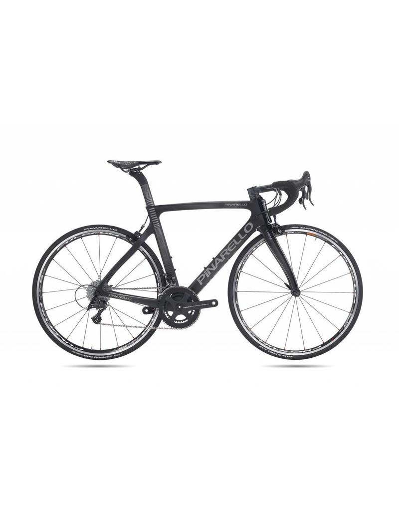 Pinarello Gan S Carbon T700 Black FRAME & SEAT ONLY