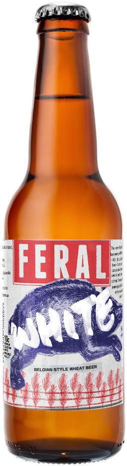Feral Feral White Wheat Beer