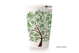 Tea Forte Tea Forte Kati Cup Green Leaves