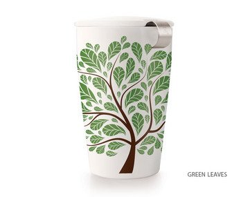 Tea Forte Tea Forte Kati Cup Green Leaves