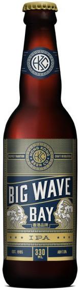 Hong Kong Beer Hong Kong Beer Big Wave Bay IPA