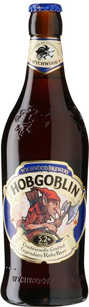 Marstons Wychwood Hobgoblin English Brown Ale