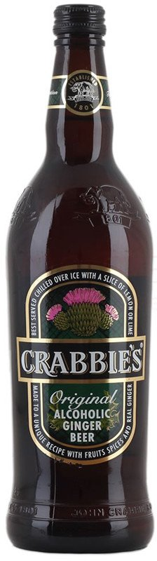 Crabbie's Crabbie's Original Ginger Beer