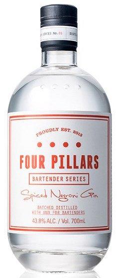 Four Pillars Four Pillars Spiced Negroni Gin (Bartender Series)