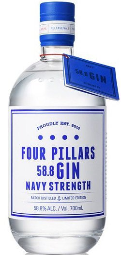 Four Pillars Four Pillars Navy Gin