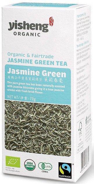 Yisheng Yisheng Jasmine Green
