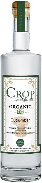 Crop Harvest Earth Crop Harvest Earth Organic Cucumber Vodka