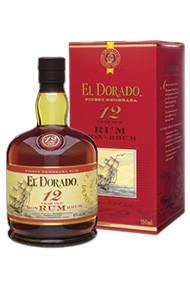 El Dorado El Dorado 12yr Rum
