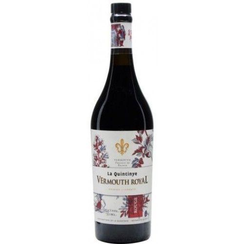 La Quintinye La Quintinye Vermouth Rouge 375ml