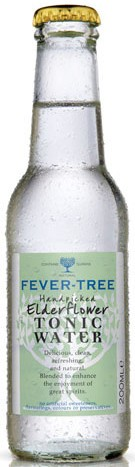 Fever Tree Fever Tree Elder Flower Tonic Water