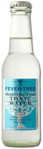 Fever Tree Fever Tree Mediterranean Tonic Water
