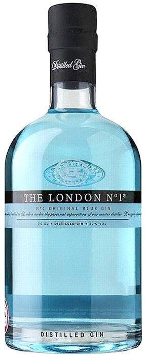 The London No.1 The London No.1 Ultra Premium Blue Gin