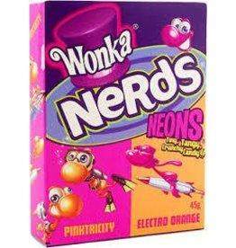 Wonka Wonka Nerds Neons 45g