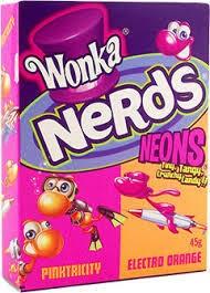 Wonka Wonka Nerds Neons