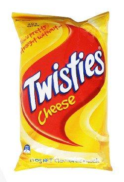 Twisties Twisties Cheese 45g