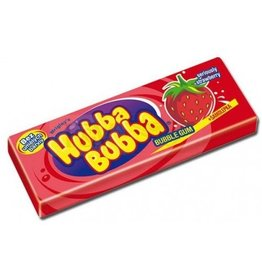 Hubba Bubba Hubba Bubba Strawberry