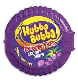 Hubba Bubba Hubba Bubba Bubble Tape Groovy Grape