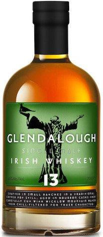 Glendalough Glendalough 13 Years Old Single Malt Irish Whisky