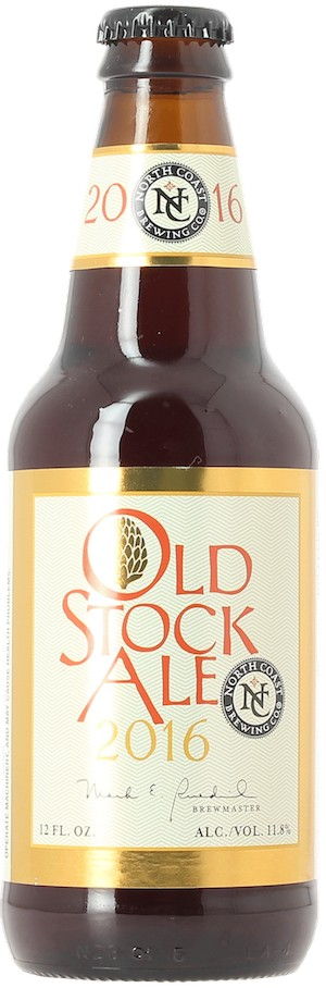 North Coast North Coast Old Stock Ale 2016