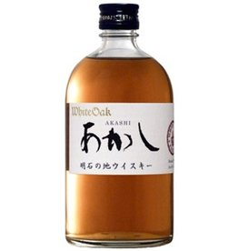 Akashi Akashi White Oak 3 Years Old Blended Japanese Whisky