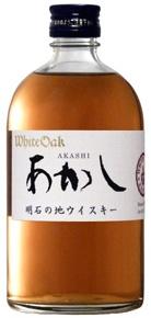 Akashi Akashi White Oak 3 Years Old Blended Japanese Whisky