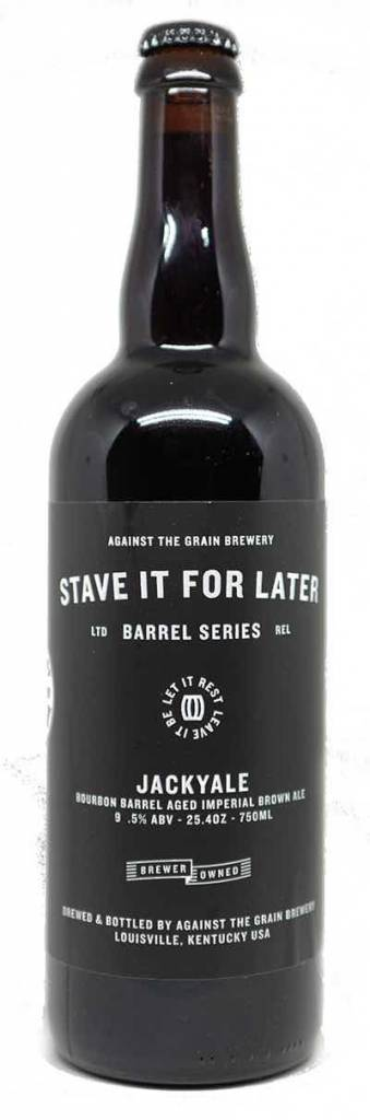 Against the Grain Against The Grain Jackyale Imperial Brown Ale