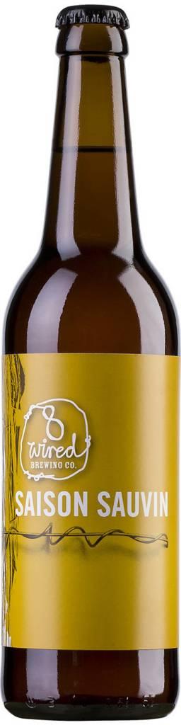 8Wired Brewing 8Wired Saison Sauvin