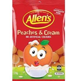 Allen's Allen's Peach & Cream