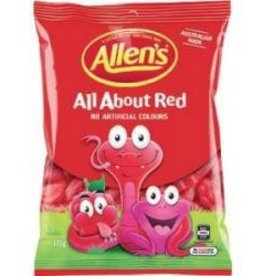Allen's Allen's All About Red