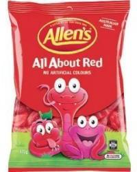 Allen's Allen's All About Red