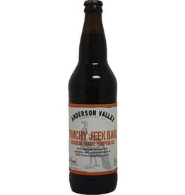 Anderson Valley Anderson Valley Pinchy Jeek Barrel Aged Ale