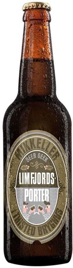 Mikkeller Mikkeller Beer Geek Limfjordsporter with thisted Baltic Porter