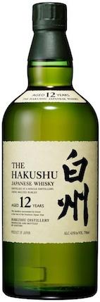 Suntory Suntory Hakushu 12 Years Old Single Malt Japanese Whisky