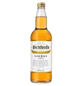 Bickfords Bickford's Natural Lime Cordial