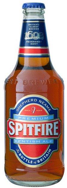 Spitfire Spitfire Amber Kentish Ale English Bitter