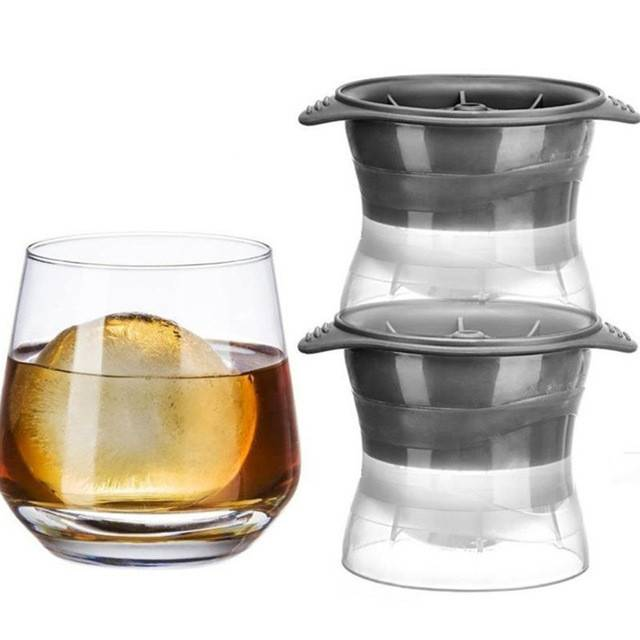 Cocktail Ice Ball Maker 8.5cm